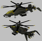 OAH-82A Black Mamba WIP 11