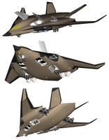 MV-27A Pegasus WIP 04 by Venom800TT