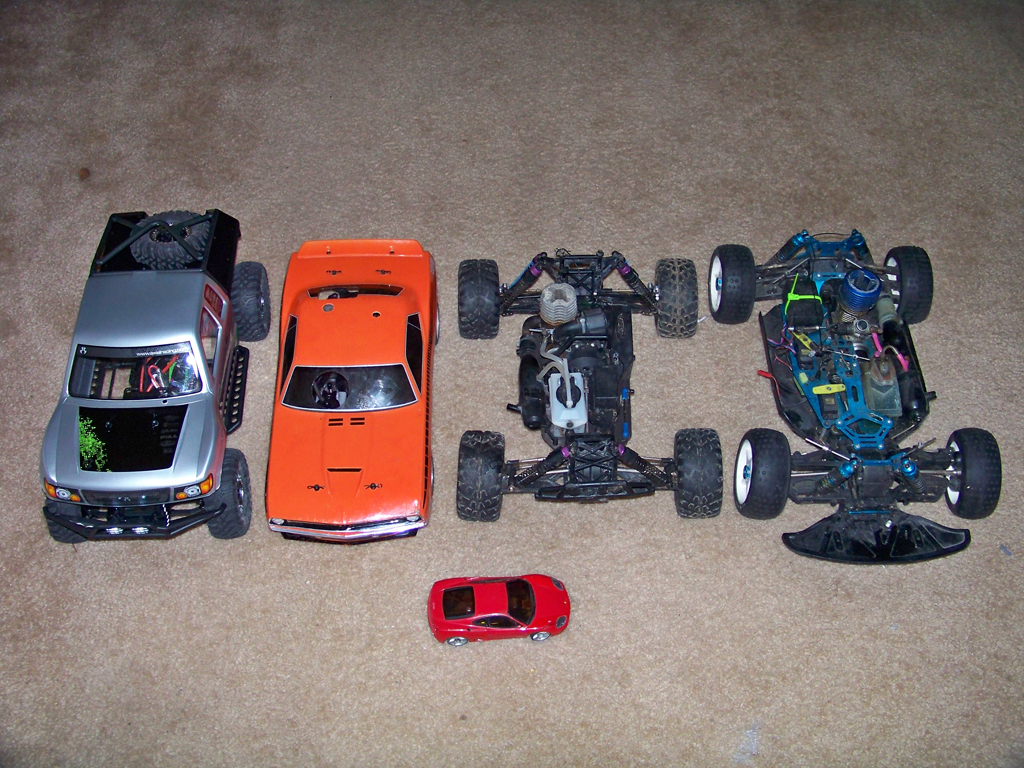 Radio Controlled Cars by Venom800TT