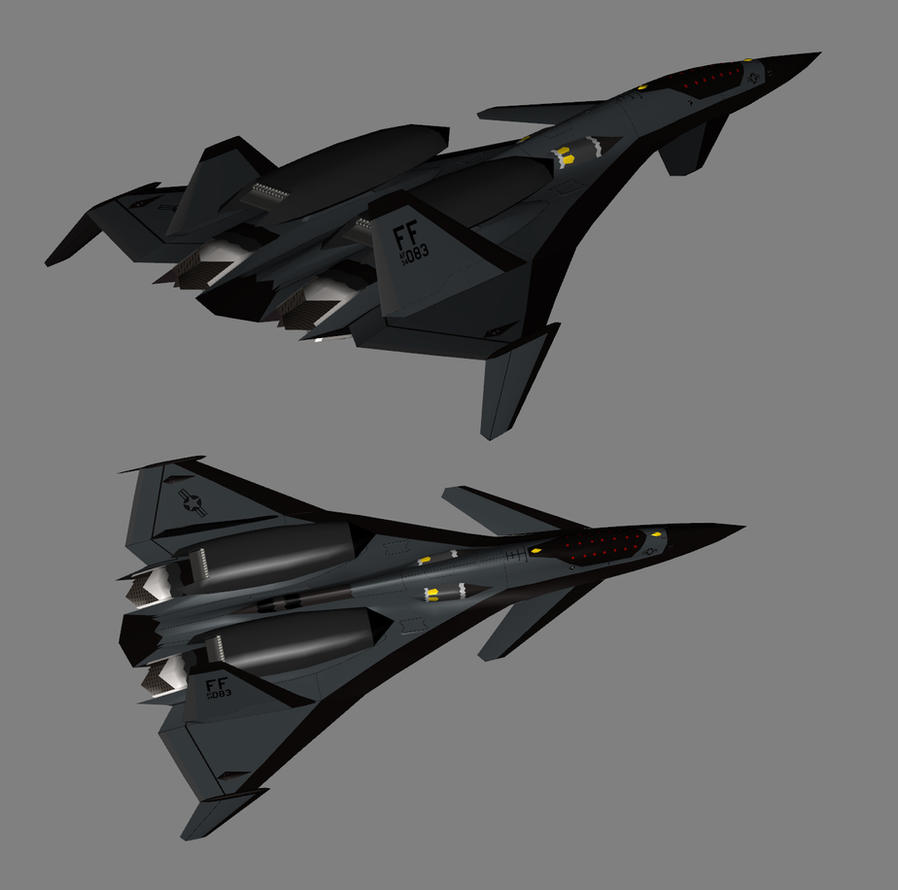 F-58 External boosters by Venom800TT