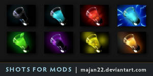 Shots for mods