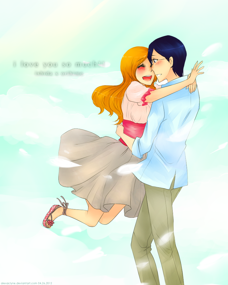 I Love You So Much! by AlexaClyne