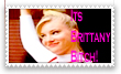 Brittany Glee Stamp by Incomplete-Synopsis