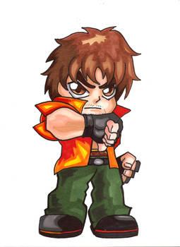 Pocket Fighter - Miguel Caballero Rojo