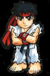 Street Fighter V - Ryu Chibi