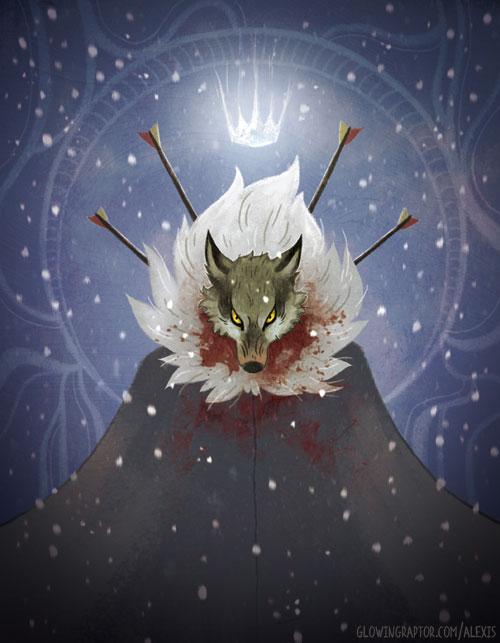 King In The North by allytha