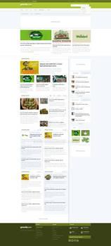 Grasscity website redesign