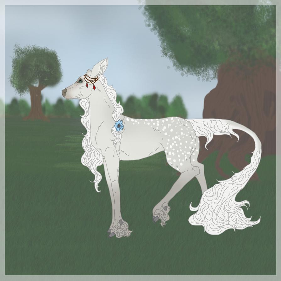 Lady Adraste | Hind |  Royal Doe by Wild-Catx