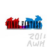 Request: Final Fantasy logo by AgentWerehog