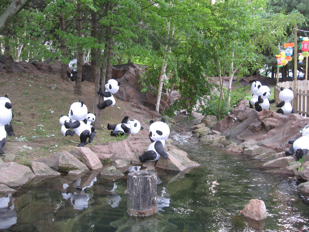 Pandamonium by Kamakacci