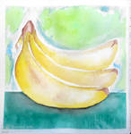 Banana (Water color)