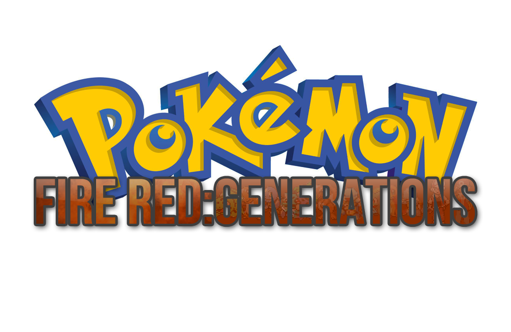 FireRed hack: Pokémon Fire Red: Generations (Hack Complete