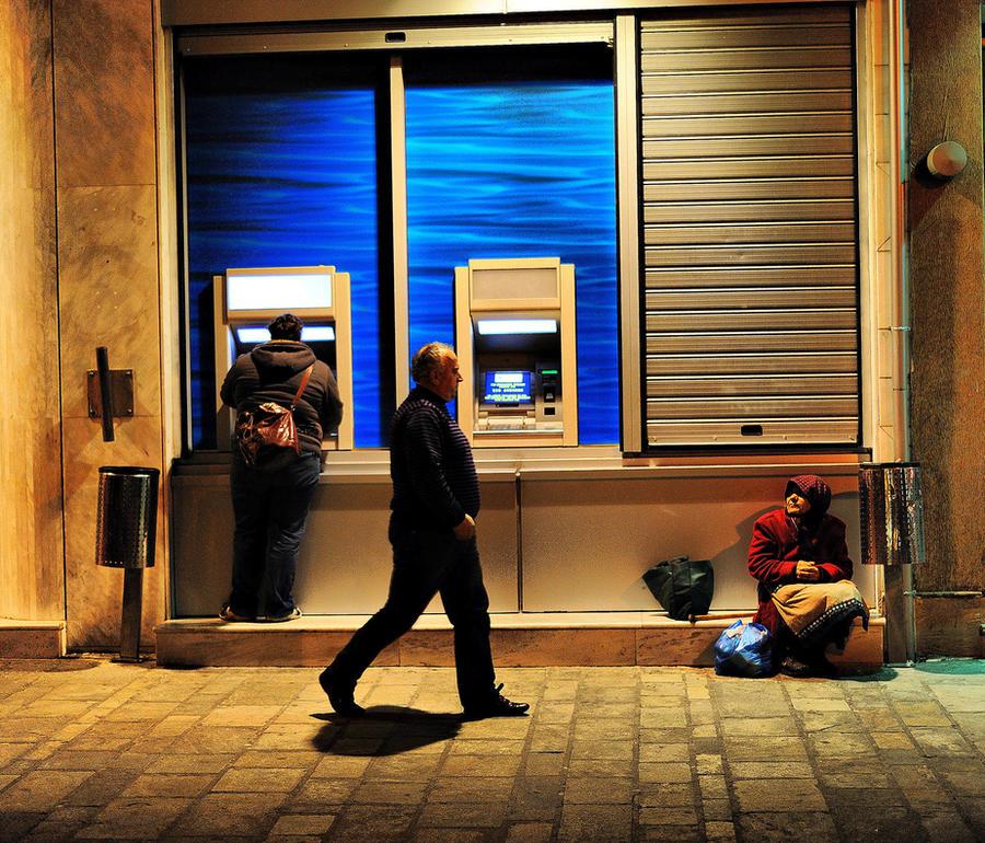money - dignity - poverty by panosozi