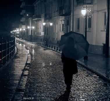 Walk Alone by panosozi