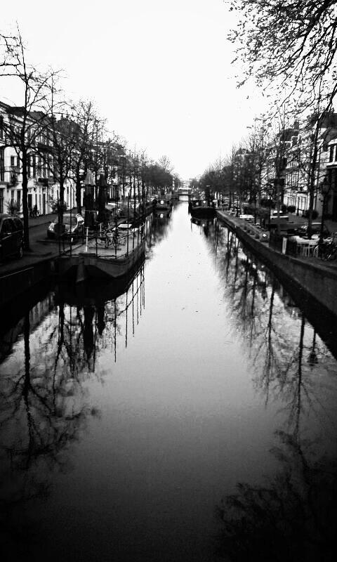 Dutch Canal by HotAnimeChick