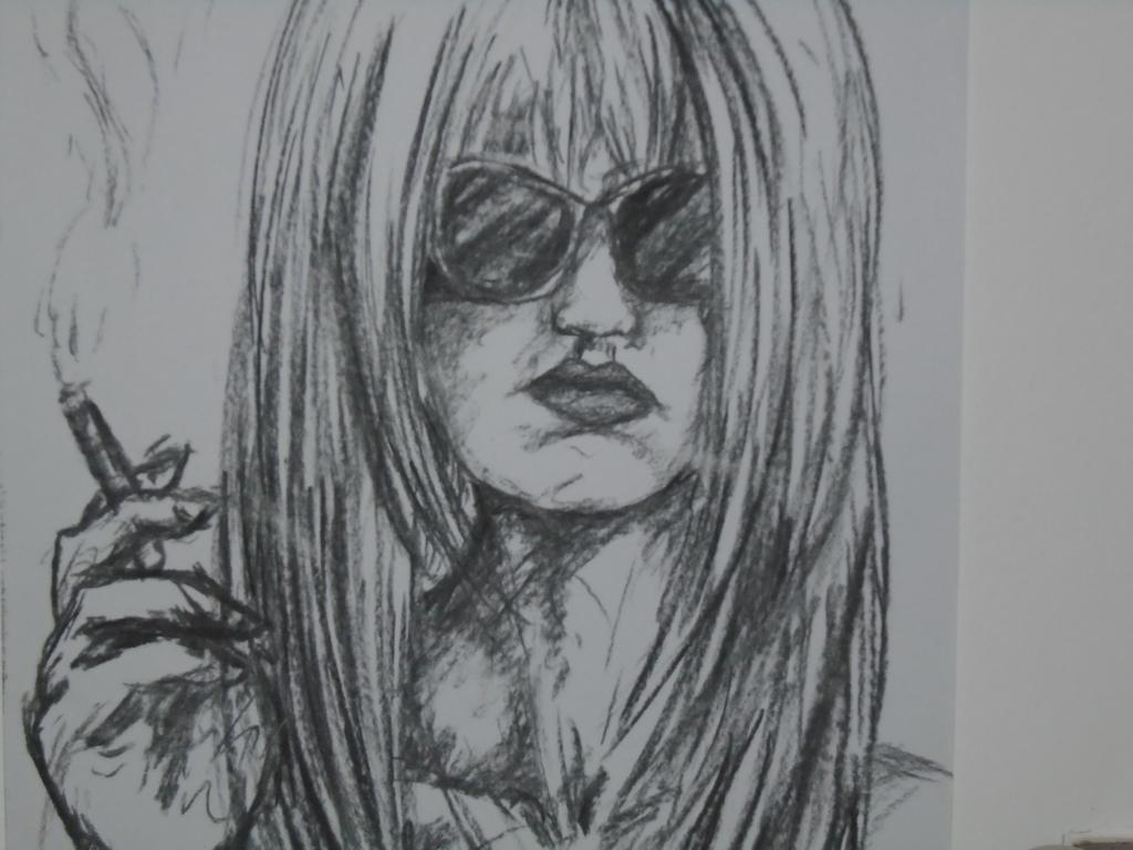 Ruff Woman by HotAnimeChick