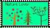 nature lover stamp. by Brookiiee-Jayy
