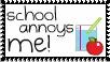 school annoys me. by Brookiiee-Jayy