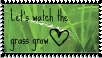 let's watch the grass grow. by Brookiiee-Jayy