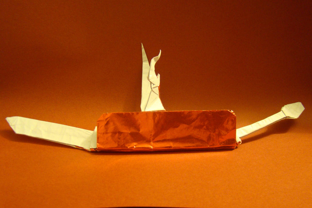 Origami Swiss Army Knife By Origamiftw On Deviantart