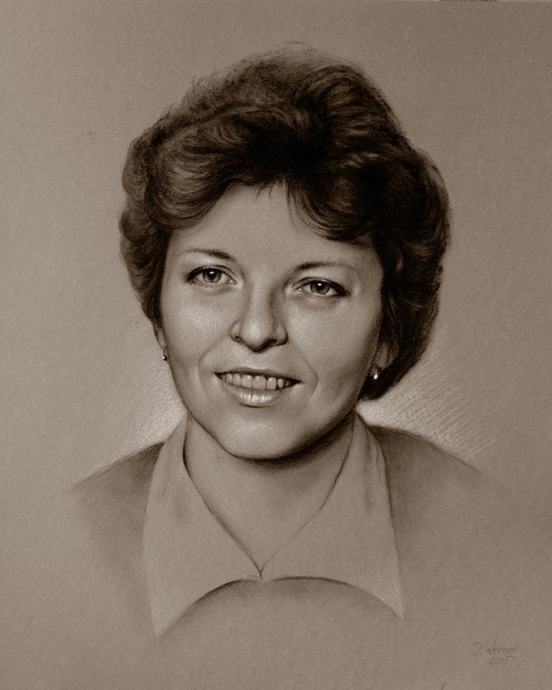 Portrait Ma. by pwerner4155