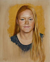 Portrait M. by pwerner4155