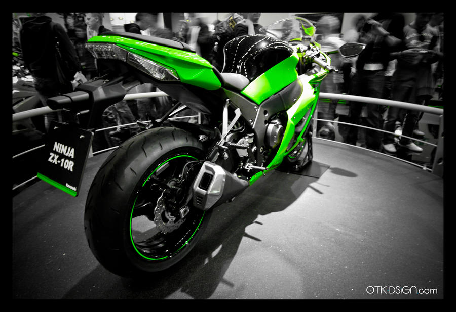 Kawasaki ZX10R 2011 C By OTK Dsigns