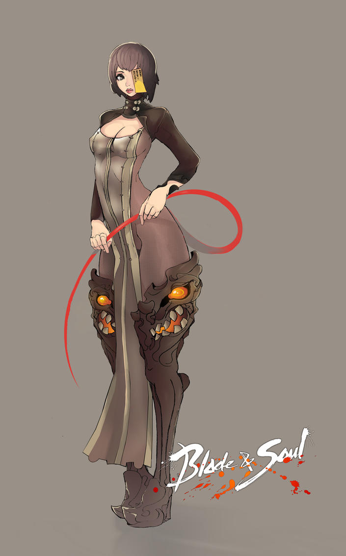 Blade and Soul style - 7 by 7Zaki