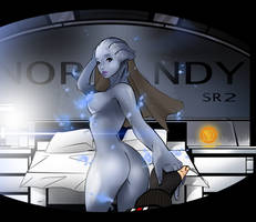 Mass Effect - Liara