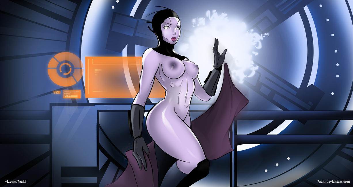 Mass Effect - Tali by 7Zaki