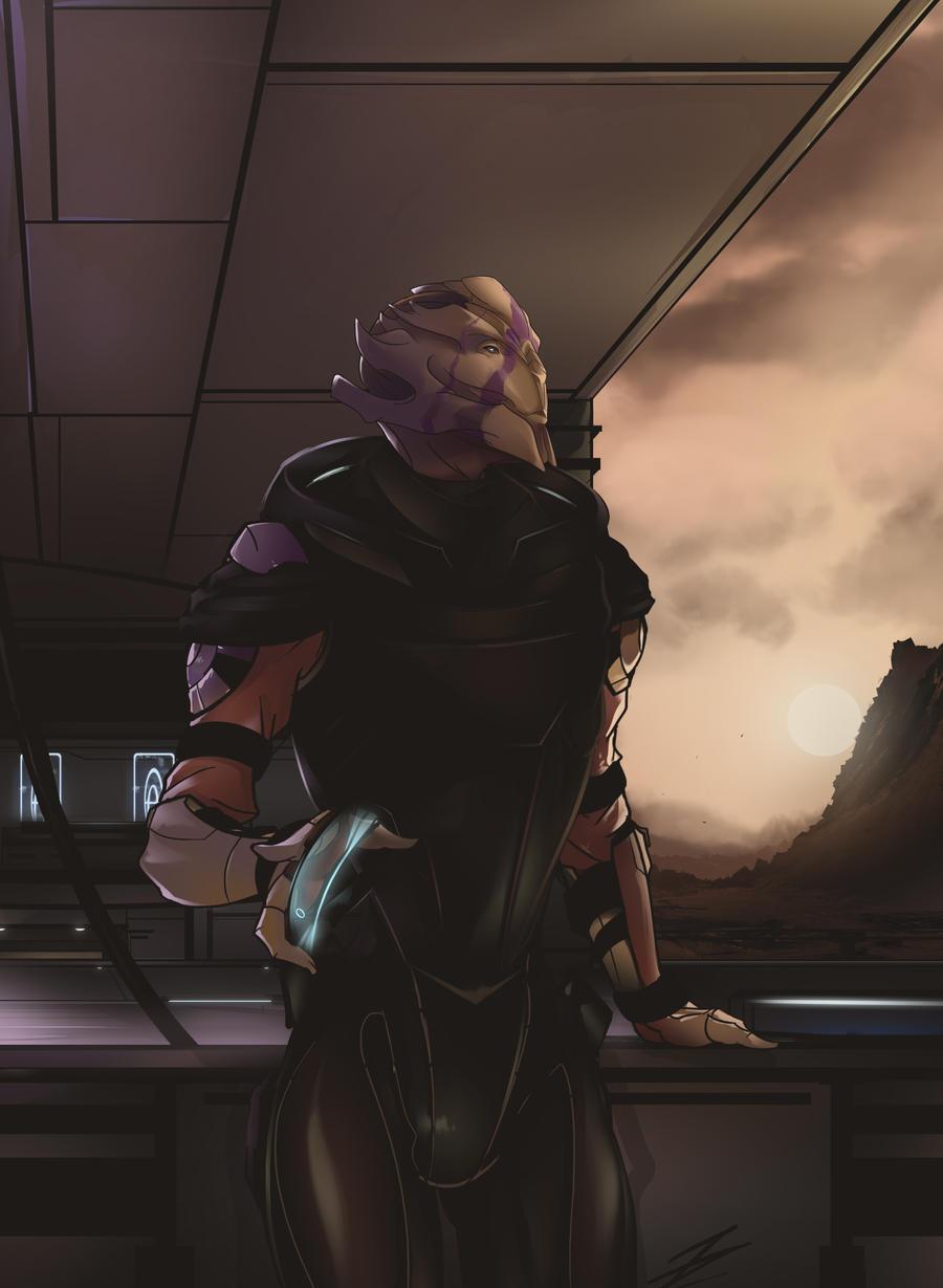 Mass Effect: Andromeda - Vetra