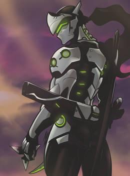 Overwatch | Genji