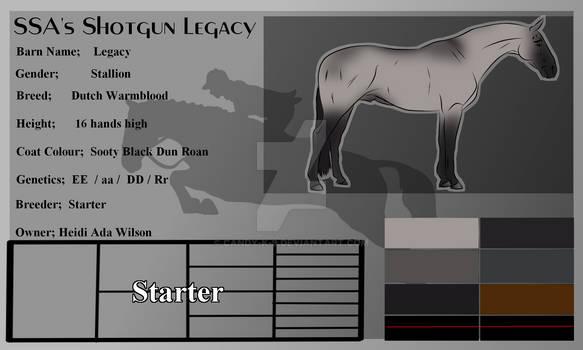 Astela | Legacy Registration