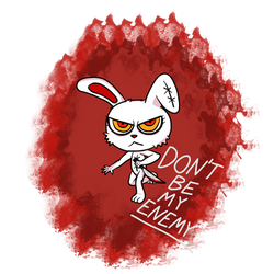 DON'T BE MY ENEMY by ForestBugDA