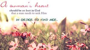 A Woman's Heart ~Alternative~