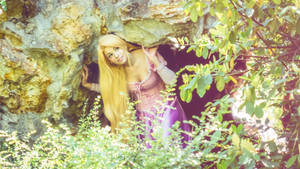 Rapunzel discovers the world by Ryuux3