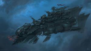 Heavy Airship design