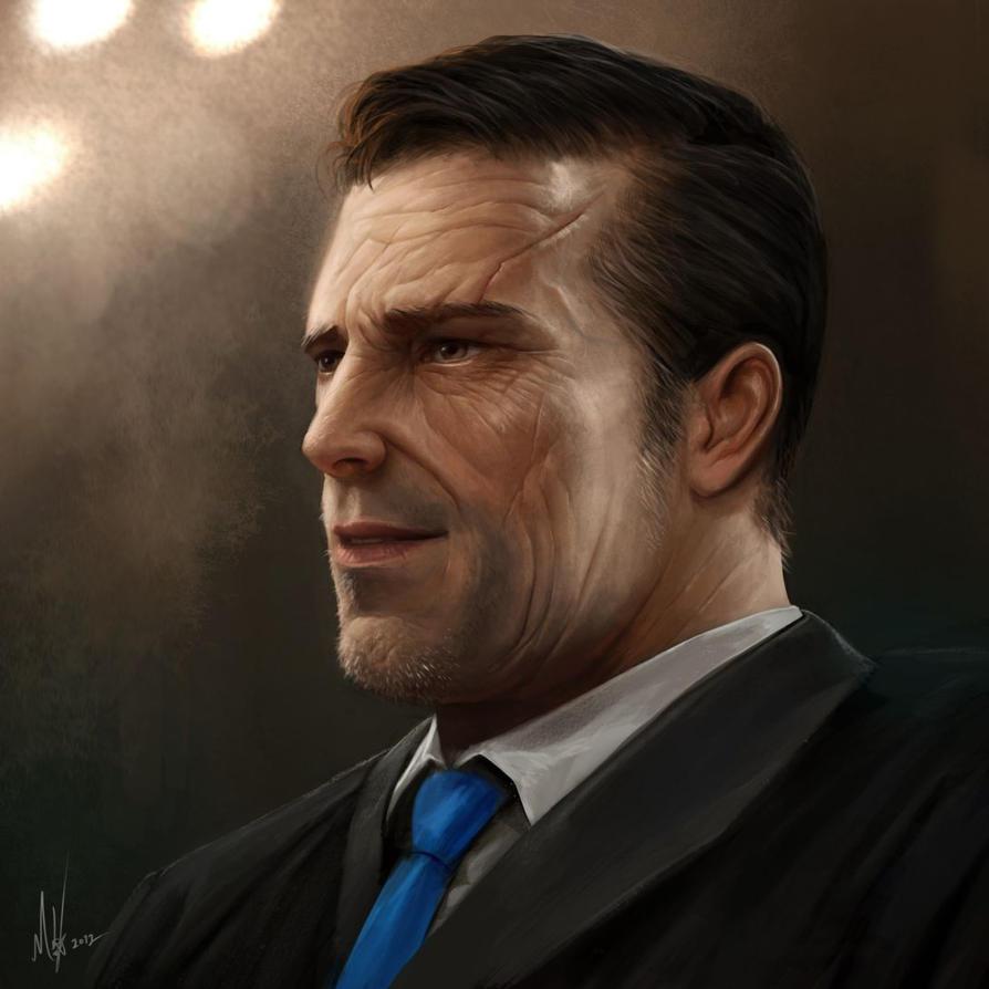 Uncle Vlad by MichalKus