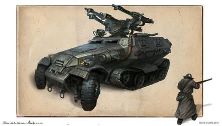 Michalkus-alliance-halftrack by MichalKus