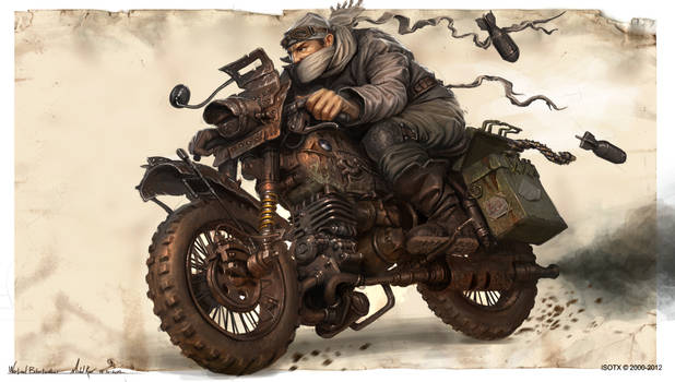 Warlordbiker