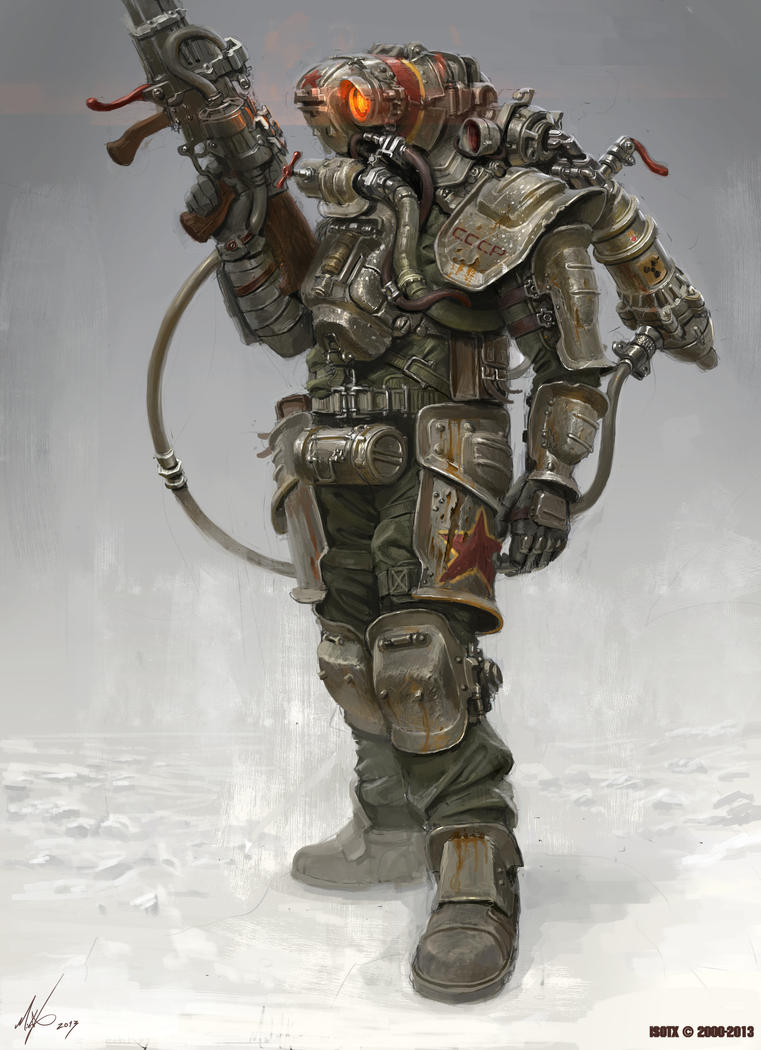 DeathraytrooperFinal by MichalKus
