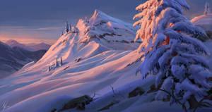 Snowy speedy 4