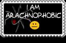 I AM ARACNAPHOBIC by fraggle37