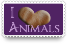 I LOVE ANIMALS by fraggle37