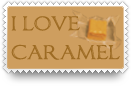 I LOVE CARAMEL by fraggle37