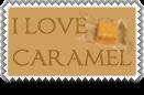 I LOVE CARAMEL by fraggle37