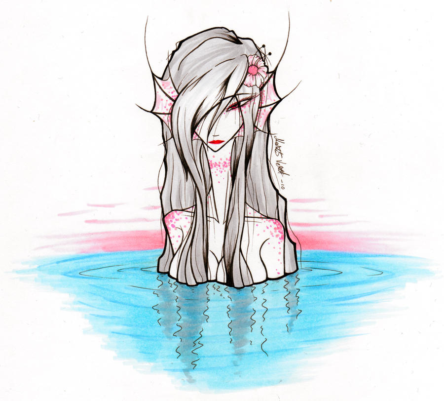 +Sweet Water MerMaid+ by gothic-wolfar