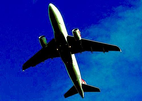 James-sahn-upward-airplane by jamessahn