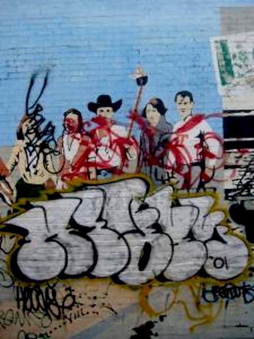 James-sahn-graffitti1 by jamessahn