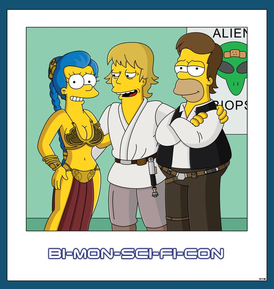Bi-Mon-Sci-Fi-Con (sans collar and chain) by WVS1777